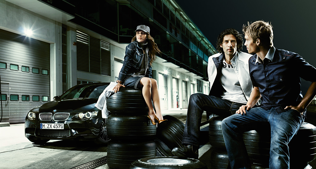 BMW Style People
